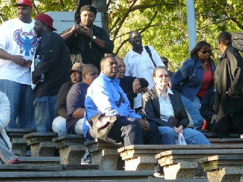 Carl J audience 2010