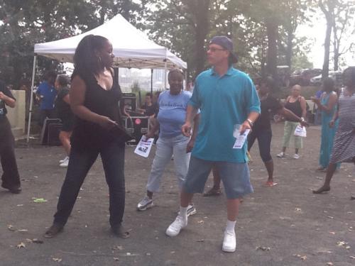 Dancing Jackie 2 at LES Bands 6