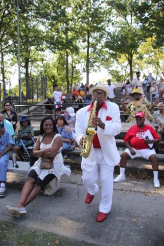 Final Rpt LMCC  LES Bands 10 Harlem Soul Musican photo by Purcell Nurse